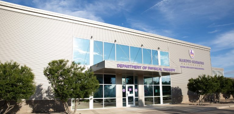 HSU Physical Therapy Building